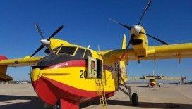 Üç AB uçağından biri Türkiye'ye ulaştı