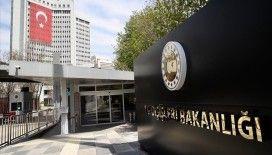 Dışişleri Bakanlığı: Yunanistan'ın Batı Trakya Türk Azınlığına ait 12 ilkokulu kapatma kararı almasını kınıyoruz