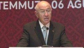 """Nihat Özdemir: """"Avrupa'da yükselen bir hakemliğimiz var"""""""