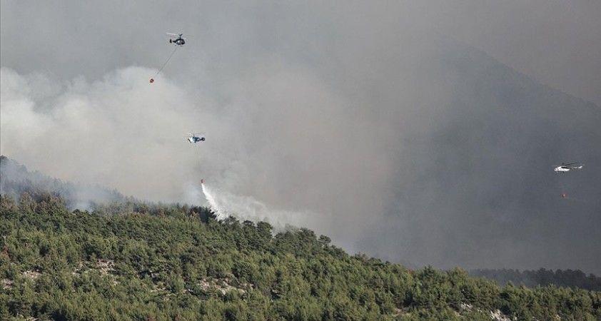 Orman Genel Müdürü Karacabey: 6 günde 144 yangın çıktı, 134'ü kontrol altında