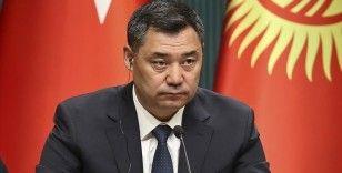 Kırgızistan Cumhurbaşkanı Caparov'dan, Türkiye'deki orman yangınlarında ölenler için taziye mesajı
