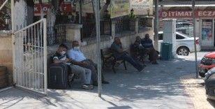 Kilis'te hava sıcaklığı 40 dereceyi aştı