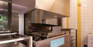 Şangay'da yapay zekalı restoran hizmete açıldı