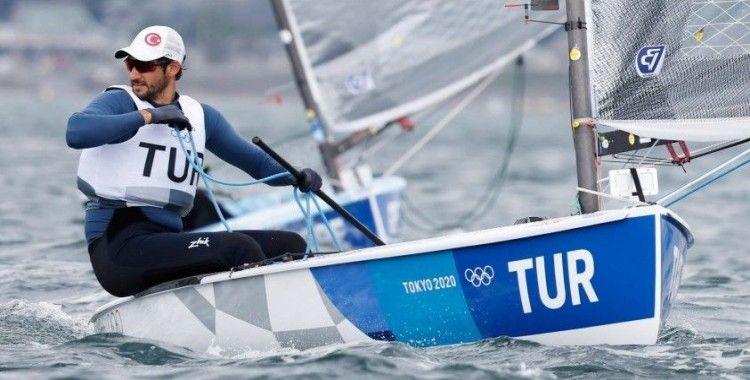 Alican Kaynar, Tokyo 2020'yi 8. sırada tamamladı