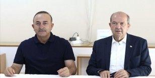 Bakan Çavuşoğlu: Yangınla mücadelede önümüzdeki en büyük engel rüzgar