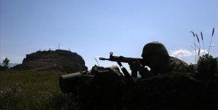 Gri kategoride aranan terörist Mardin'de etkisiz hale getirildi