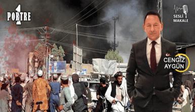 """Afganistan'da kurulan """"Kanlı Pazar""""!.."""