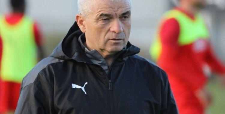 Sivasspor'da Fenerbahçe hazırlıkları başladı