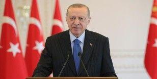Cumhurbaşkanı Erdoğan: Sivas Kongresi'ndeki iradeyle Türk milleti, İstiklal Mücadelesi'ni zaferle sonuçlandırmıştır