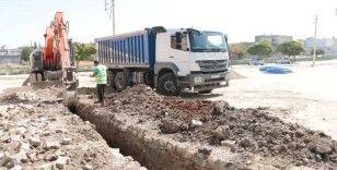 Büyükşehir'den Yaylak Mahallesine kesintisiz içme suyu