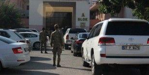 2'nci Ordu Komutanı Gürak, yaralı askerleri ziyaret etti