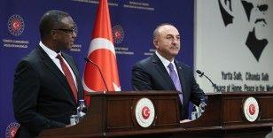 Dışişleri Bakanı Çavuşoğlu: Afrika'nın gelişmesi demek dünya ekonomisine çok önemli katkılar sağlanması demektir