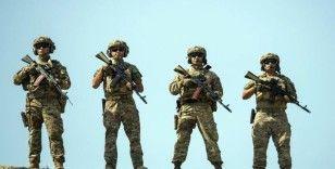 Azerbaycan ve Türkiye'nin ortak askeri tatbikatı Azerbaycan'da devam ediyor