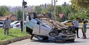 Sürücünün ölmediğine inandırmak için her yolu denediler