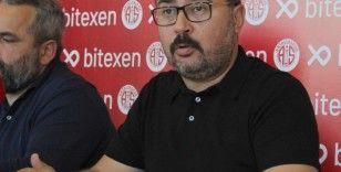 """Antalyaspor Kulübü Başkanı Çetin: """"1-2 transferimiz daha olacak"""""""