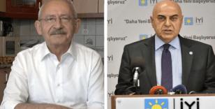 İYİ Partili Paçacı: Kemal Bey son dönemde sürekli tekil konuşuyor