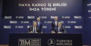 TİM ve THY arasında Hava Kargo İşbirliği Protokolü imzalandı
