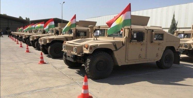 ABD öncülüğündeki DEAŞ karşıtı koalisyondan Peşmerge güçlerine askeri yardım
