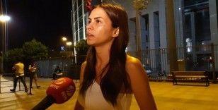 Oyuncu Ayşegül Çınar'ın davası Ağır Ceza Mahkemesi'ne gönderildi
