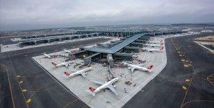 İstanbul Havalimanı 8 ayda 20 milyon 972 bin 497 yolcuyu ağırladı