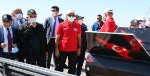Cumhurbaşkanlığı Savunma Sanayii Başkanı Demir: 'AKYA torpidomuzu devreye sokuyoruz'