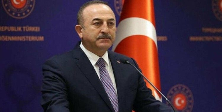Bakan Çavuşoğlu: 'Kardeş Libya'ya güçlü desteğimizi sürdürecek, iş birliğimizi her alanda ilerleteceğiz'