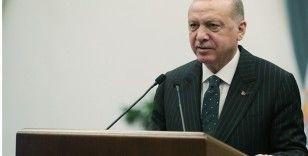 """Cumhurbaşkanı Erdoğan: """"Yunanistan'ın hak ve menfaatlerimize saygı göstermesini bekliyoruz"""""""