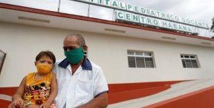Küba'da Covid-19'a karşı 2 yaş üstü çocukların aşılanmasına başlandı