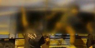 TEM'de durdurulan tırın dorsesinden 112 kaçak göçmen yakalandı: 2 tutuklama