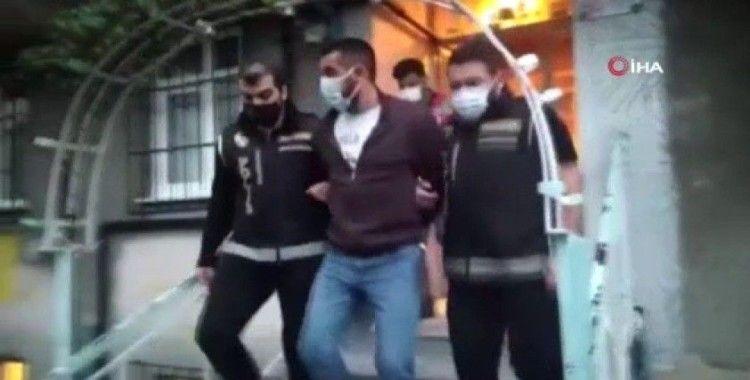İstanbul merkezli 4 ilde silahlı suç örgütüne operasyon: 23 gözaltı