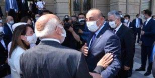 Dışişleri Bakanı Mevlüt Çavuşoğlu Eskişehir'de