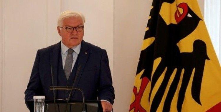Almanya Cumhurbaşkanı Steinmeier'den Türk işçilere teşekkür