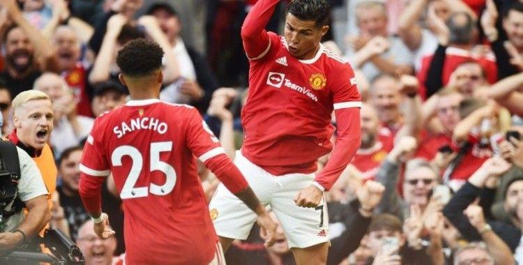 Ronaldo'dan muhteşem başlangıç