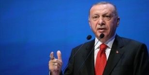 Cumhurbaşkanı Erdoğan: 2023 hedeflerimize maruz kaldığımız tüm sabotajlara rağmen adım adım yaklaşıyoruz