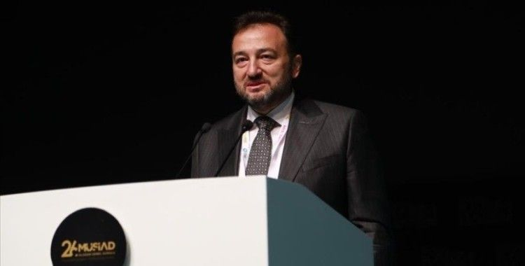 MÜSİAD'ın yeni genel başkanı Mahmut Asmalı oldu