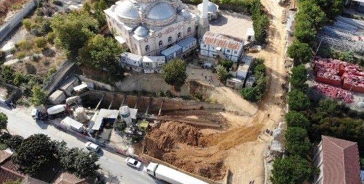 Sancaktepe metro inşaatında göçük: 1 ölü,1 yaralı