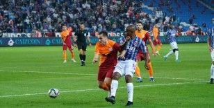 Süper Lig: Trabzonspor: 2 - Galatasaray: 2 (Maç sonucu)
