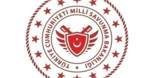 """MSB: """"4 PKK/YPG'li terörist etkisiz hale getirildi"""""""
