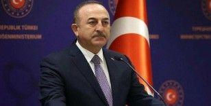Bakan Çavuşoğlu, Sırbistan Ulusal Meclisi Başkanı Daçiç ile görüştü
