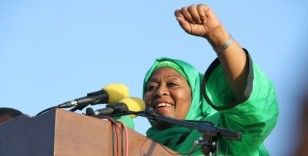Tanzanya'da Savunma Bakanlığına ilk kez kadın atandı
