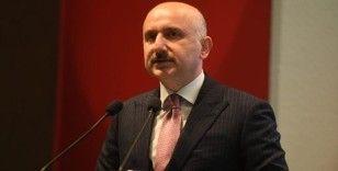 """Bakan Karaismailoğlu: """"Haberleşme sektörü 2021'in ilk yarısında yüzde 18.8 büyüdü"""""""