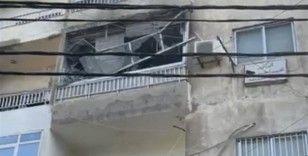 Lübnan'da dişçide jeneratör patladı: 7 yaralı