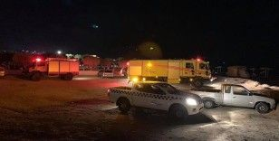 İsrail'den Yunanistan'a giden küçük uçak düştü: 2 ölü