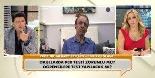 """Prof. Dr. Mehmet Ceyhan: """"Aşı karşıtlarının içinde bir tane bilim insanı yok"""""""