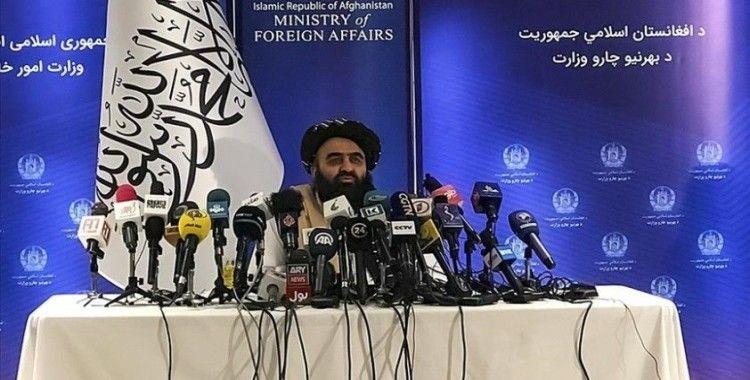 Taliban geçici hükümetinin Dışişleri Bakanı Vekili Muttaki, Türkiye ile iyi ilişkiler kurmak istediklerini belirtti