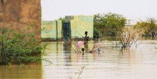 Sudan'da sel felaketi: 84 ölü