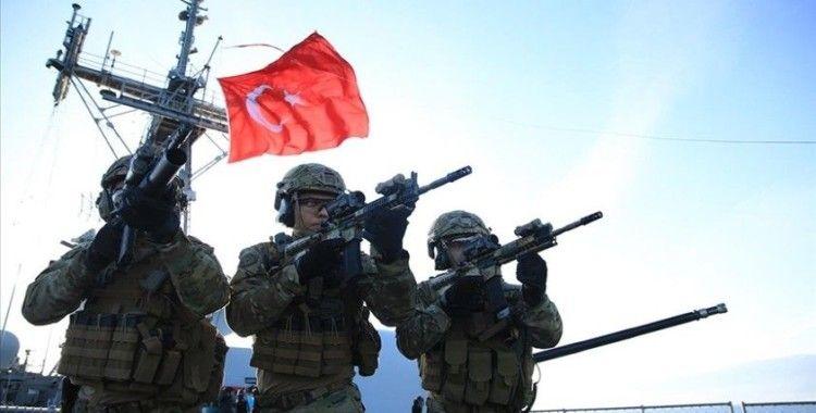 MSB: Dynamic Front-2021 Tatbikatı Türkiye'nin ev sahipliğinde devam ediyor