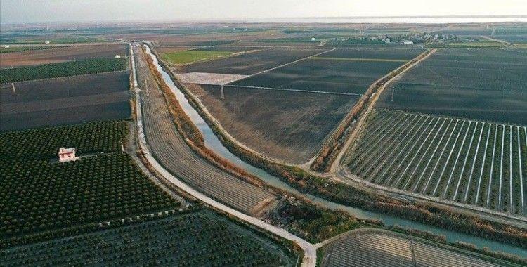'Suya göre tarım' yapılacak, tarımda fazla su tüketiminin önüne geçilecek