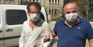 Samsun'da bir kişi Cumhurbaşkanı'na hakaretten gözaltına alındı
