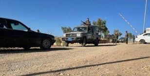 Irak'ın Duhok kentinde PKK'nın yerleştirdiği patlayıcının infilak etmesi sonucu 2 Peşmerge öldü